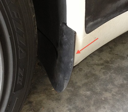 Rear Wheel Arch Trim Replacement Diy Rennlist Porsche