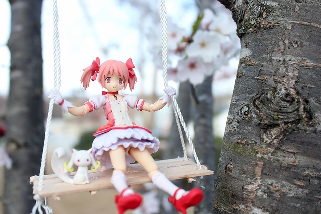 swinging sweetie