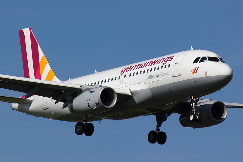 Germanwings - A319 - D-AGWW (1)
