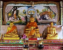 Temple Altars.