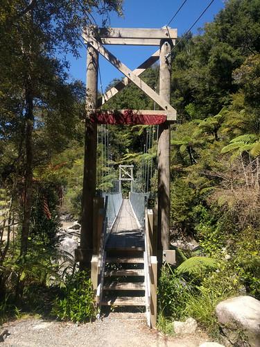bridge over estuary