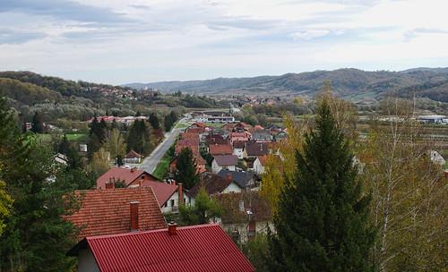 croatia panorama