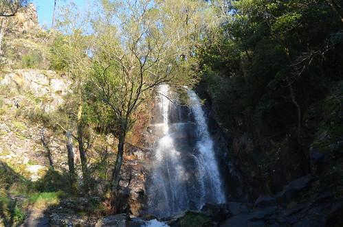 Study on a waterfall III