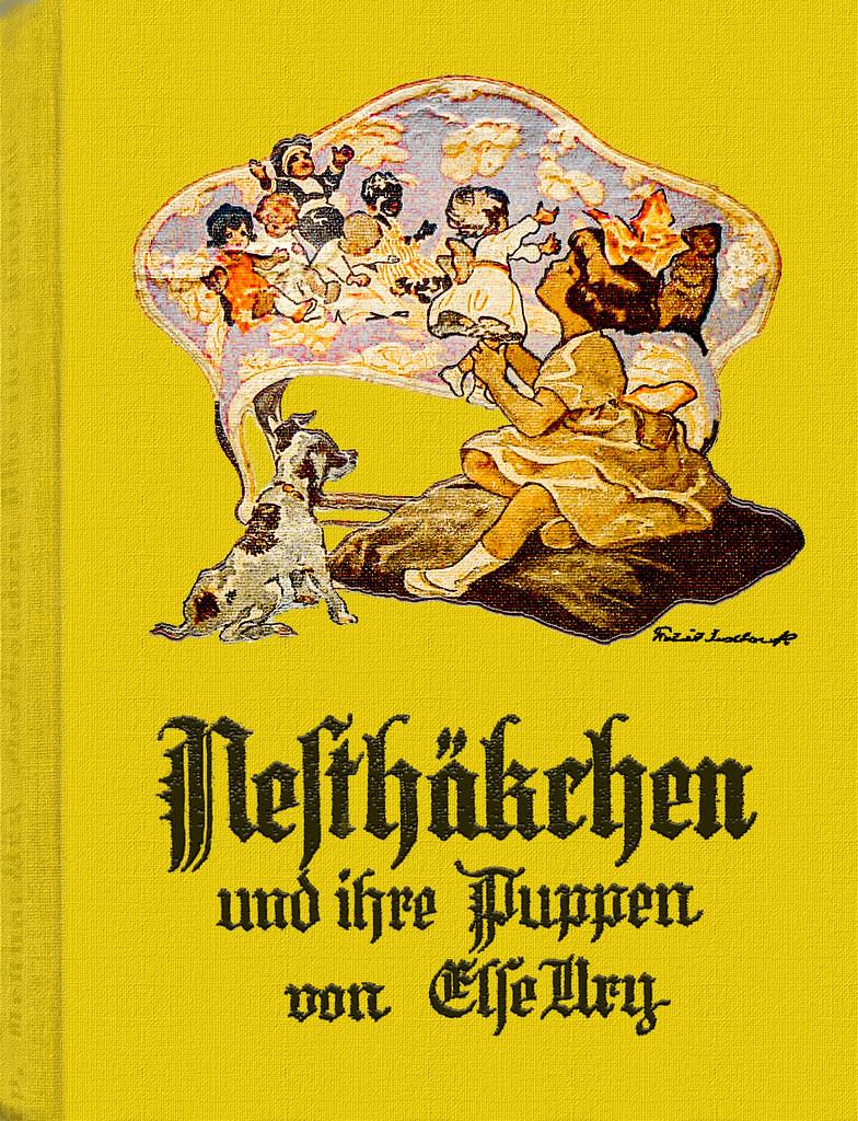 le volume di NesFlickr sue Ury bambolePrimo Else e Nesthäkchen dxCBoWre