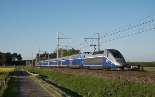 TGV Euro Duplex 4705