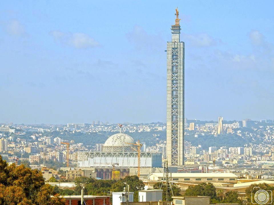 مشروع جامع الجزائر الأعظم: إعطاء إشارة إنطلاق أشغال الإنجاز - صفحة 19 33392190455_ee73905111_b