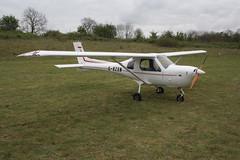 G-BZXN Avtech Jabiru Popham 290417