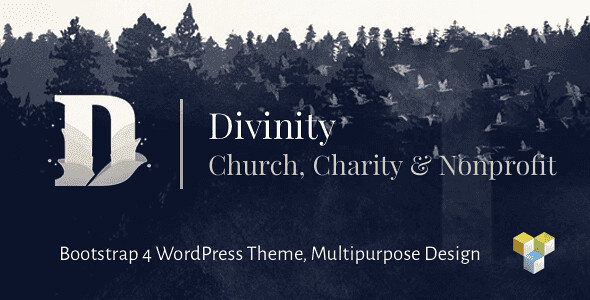 Divinity WordPress Theme free download