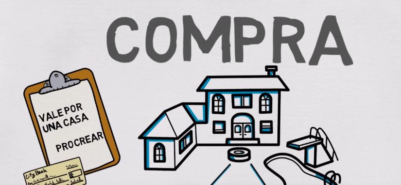 comprar de viviendas nuevas o usadas