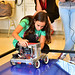 DigiGirlz Day includes hands-on activities that encourage 8th and 9th grade girls to explore STEM-based career options and gain awareness of how science and technology lead to potential career opportunities.