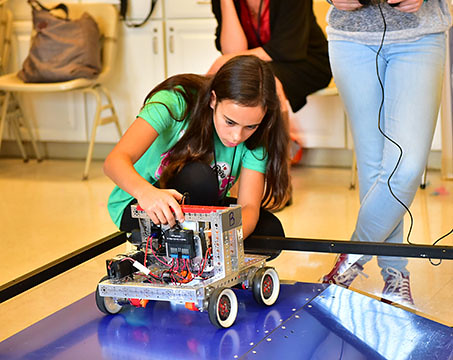 DigiGirlz Day Returns to Wilmington University