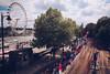 #LondonMarathon Long Exposure, April 2017