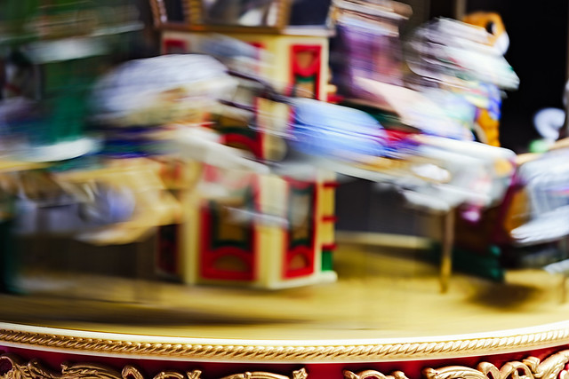 Carousel Blur