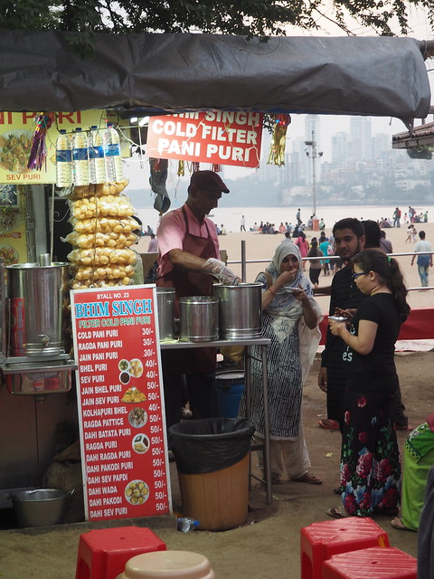 The Slumdog Millionaire pani puri have gone up in price