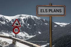 Andorra landscape: Canillo, Vall d'Orient, Andorra