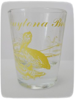 Daytona Beach, Florida shotglass