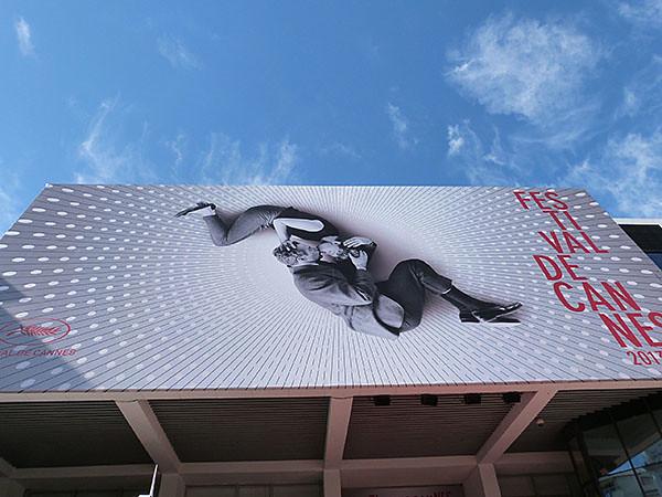affiche festival ciel bleu