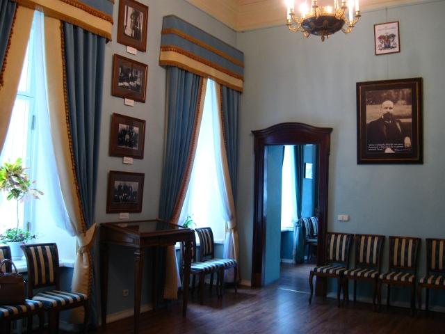 Мемориальная комната Столыпина
