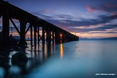 newark pier, port glasgow #1