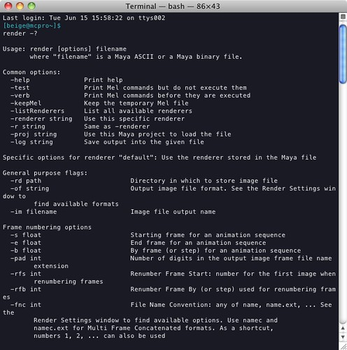 General] Mac OS X Users: How to Set Up Command Line