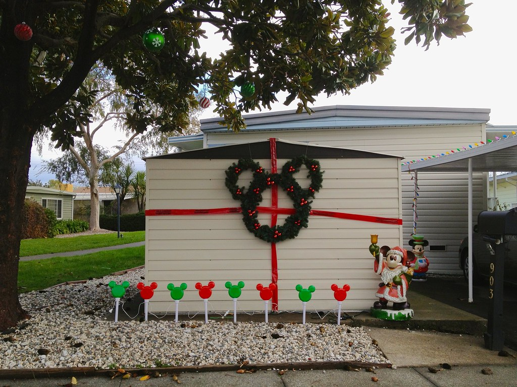 Novato Mobile Home Park Xmas Decor | Lynn Friedman | Flickr on nature home, pink home, spring home, santa home, space home, retro home, halloween home, blu home, winter home, spanish home, easter home, food home, summer home, red home, classic home, kitchen home, snow home, swedish home,