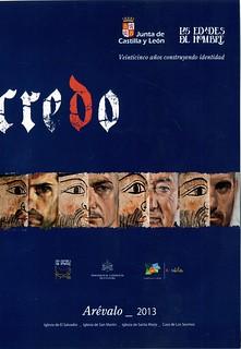 Cartel de Las Edades del Hombre 2013.
