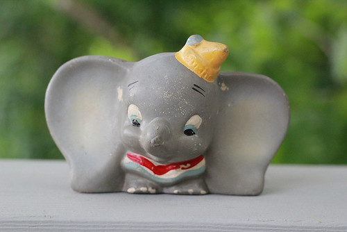 Hey look, it's Dumbo