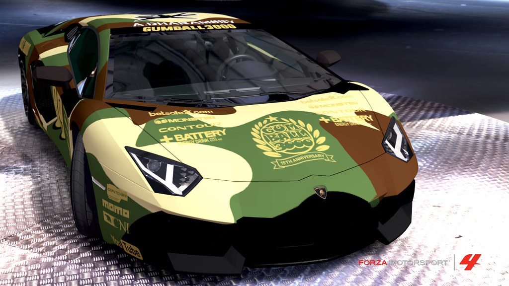 Lamborghini Aventador LP700-4 | Replica of Team Wolfpack 201… | Flickr