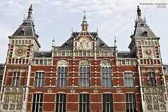 Central Station- Amsterdam