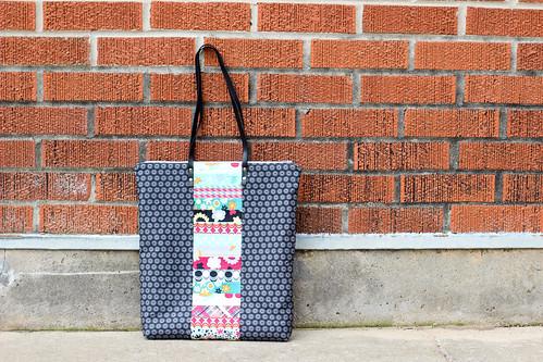 Nordika Zipper Bag by Jeni Baker