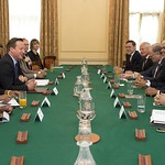 David Cameron: David Cameron meets leaders of UK's Overseas Territories and Crown Dependencies