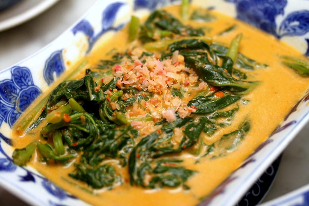 真正的蓝色菜肴:Chap Chye