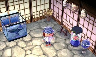 Main Room - Northwest Corner