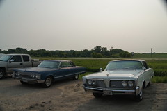 67 & 64 Imperial Crown Coupe