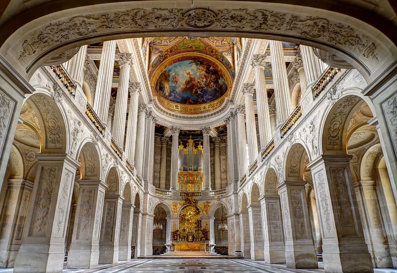 Capilla de Versalles