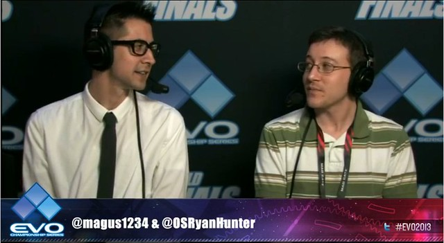 Evo-Commentators