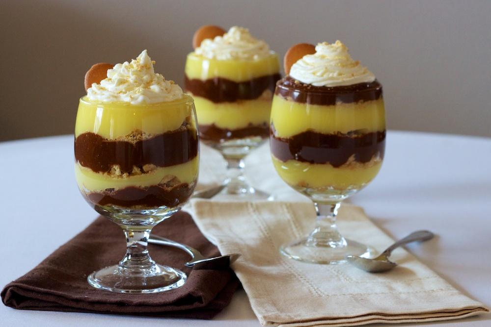 Graham Cracker Pudding Cups 19