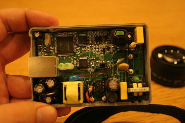 ActionTec Plug Teardown