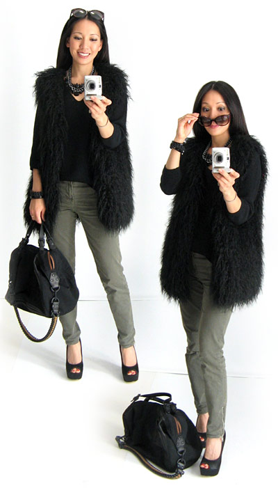 Knit and Fur