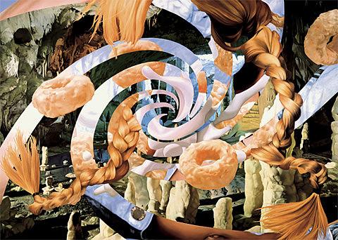 Grotto. Jeff Koons.