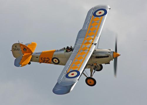 Hawker Nimrod II G-BURZ