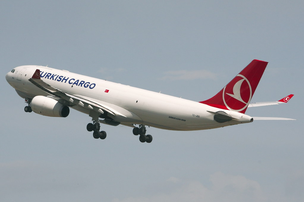 TC-JDO - A332 - Turkish Airlines