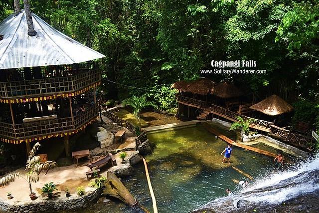 The Green Falls, Surigao del Sur
