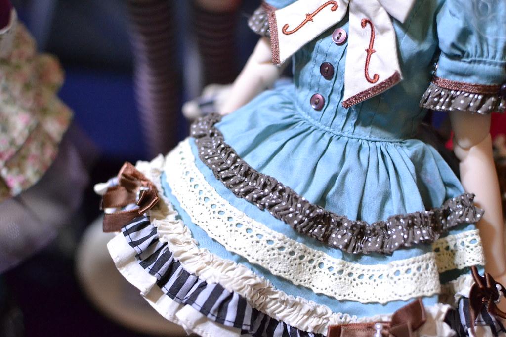 Arbitary image of a dress symbolising women