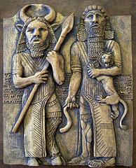 Enkidu-mesopotamian