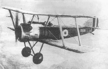9. A Sopwith Pup