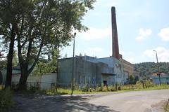 Derelict industrial complex , Marciszów 05.08.2013