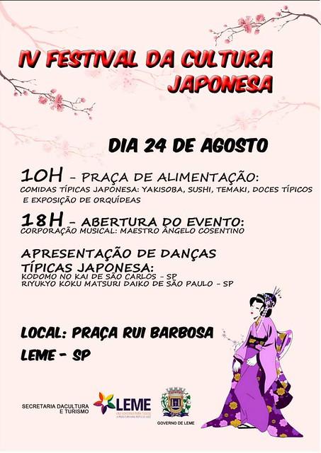 Festival da Cultura Japonesa de Leme 2013