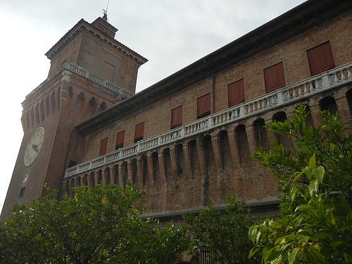 DSCN4142 _ Castello Estense, Ferrara, 17 October