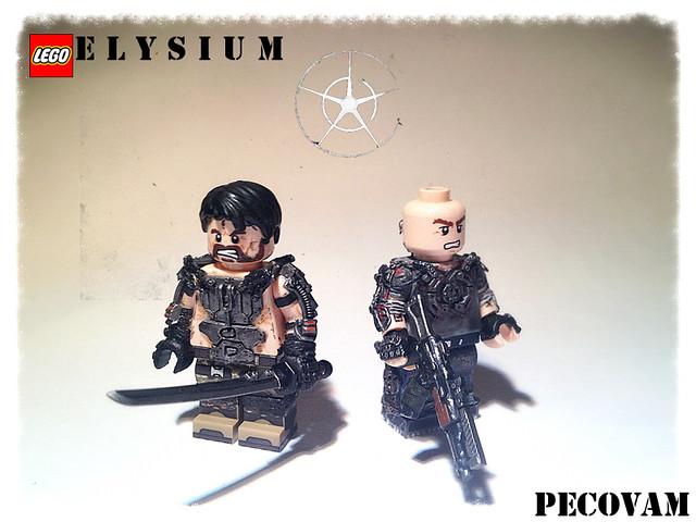 LEGO Elysium